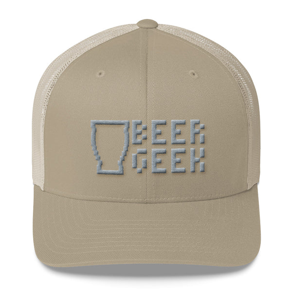 Beer Geek Trucker Cap