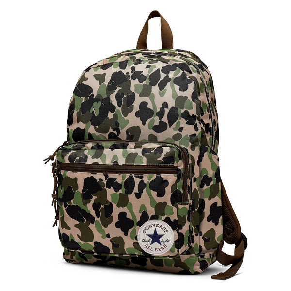 Converse Leisure Go Backpack Camo