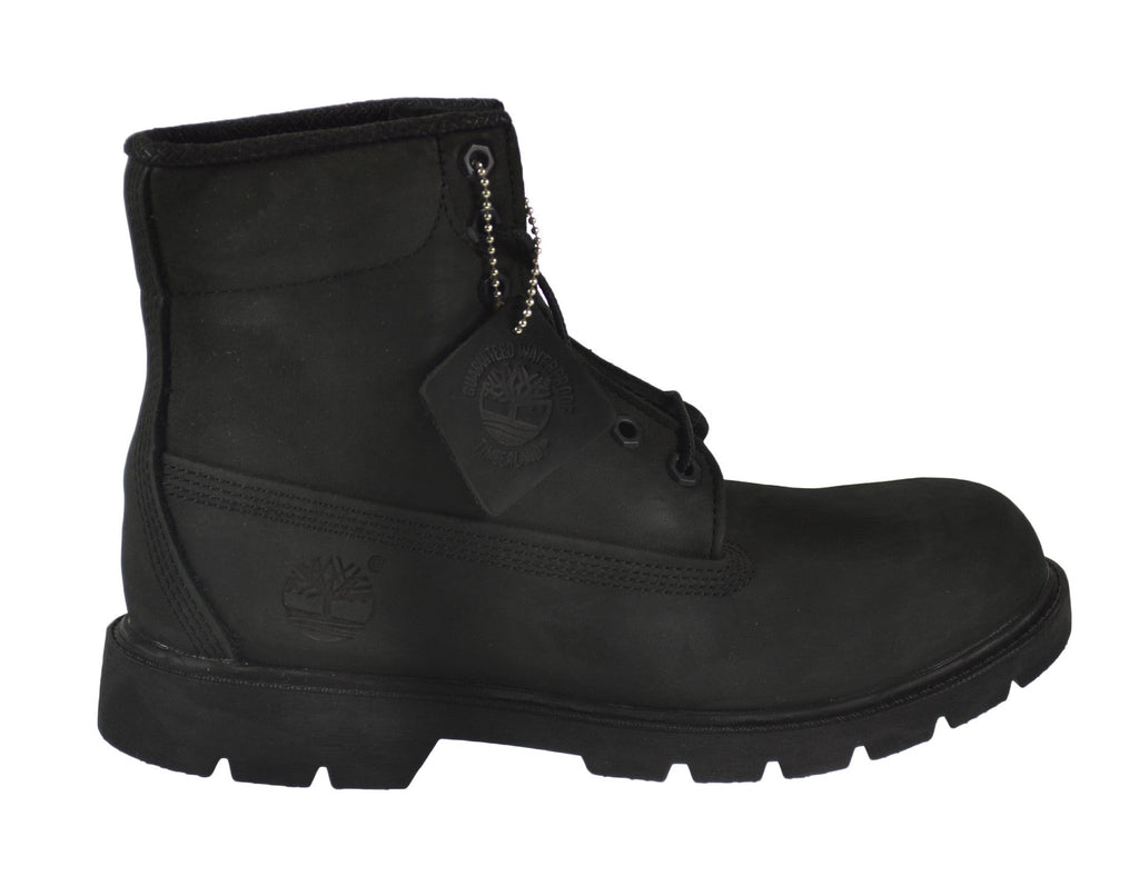 Timberland 6 Inch Basic Men's Boots Black