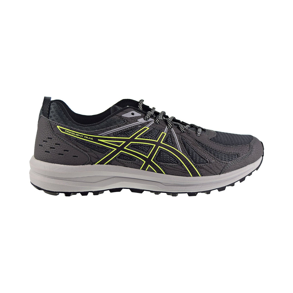 Asics Frequent Trail Men's Shoes Dark Grey/Black