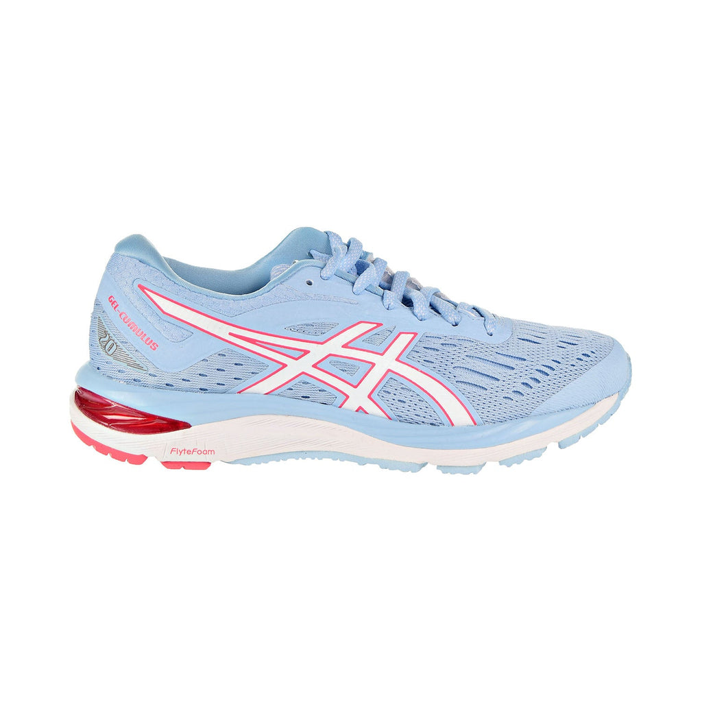 Asics Gel-Cumulus 20 Women's Shoes Skylight/White