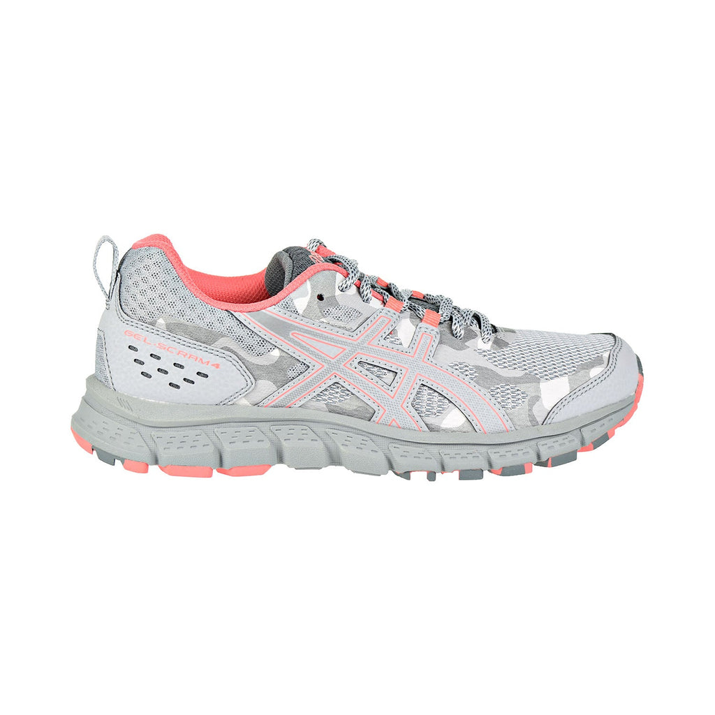 Asics Gel-Scram 4 Women's Shoes Mid Grey/Stone Grey