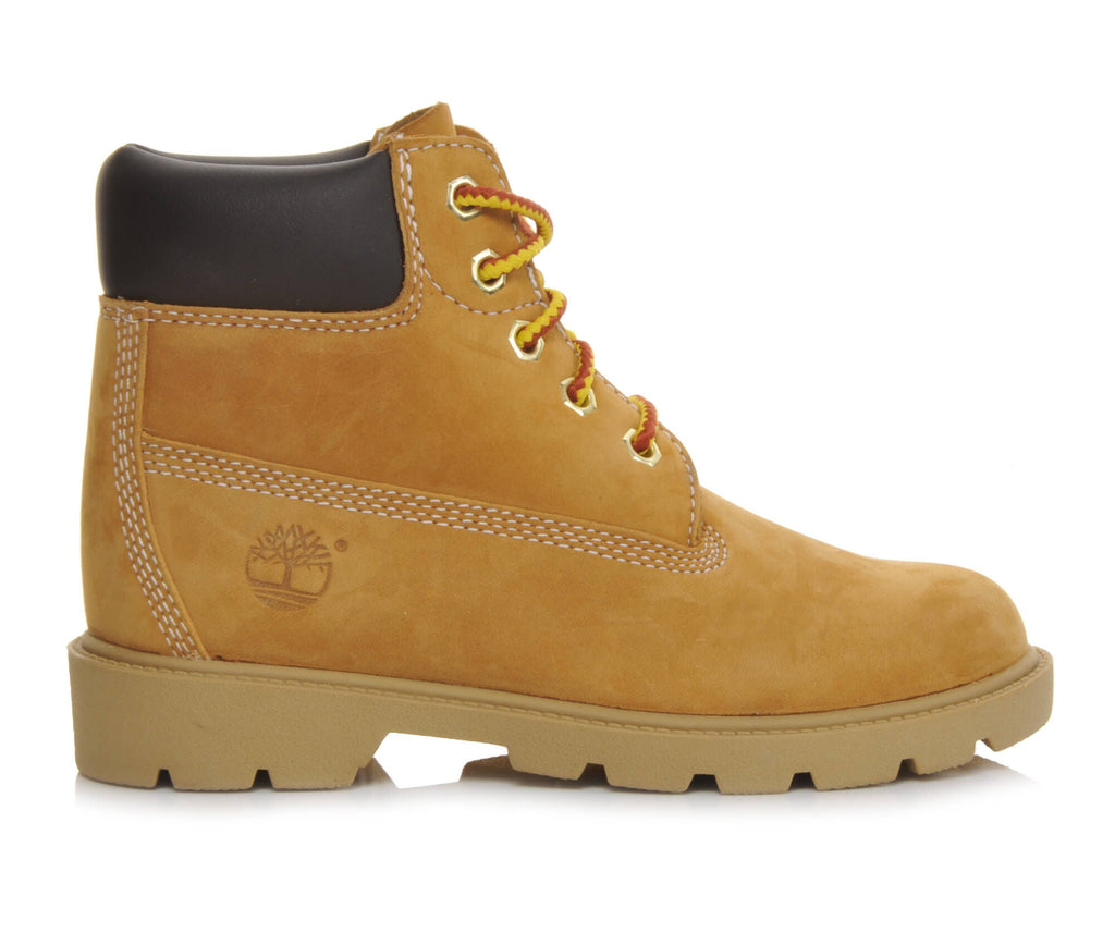 Timberland 6 Inch Classic Pre-School Boots Wheat