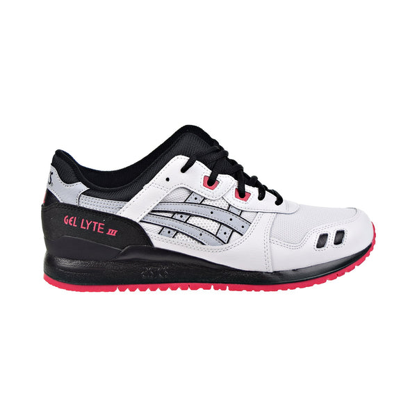 Asics Tiger Gel-Lyte III Mens Shoes White/Piedmont Grey