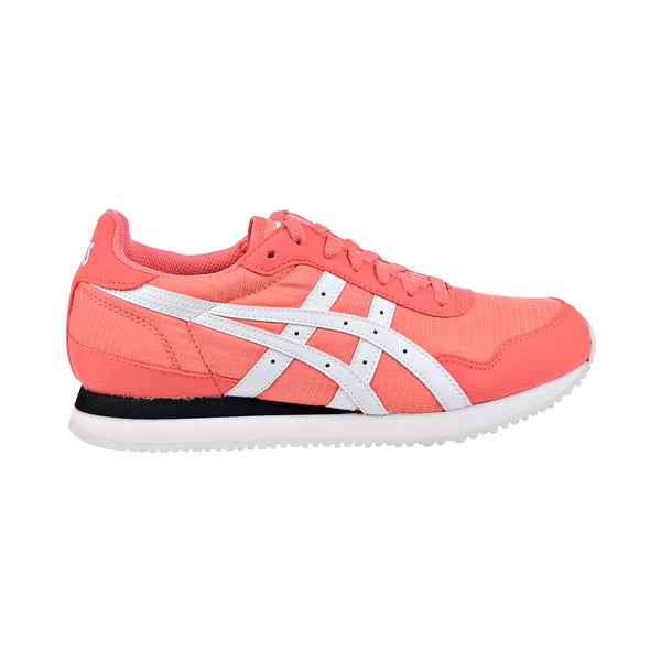 Asics Tiger Runner Womens Shoes Papaya/White