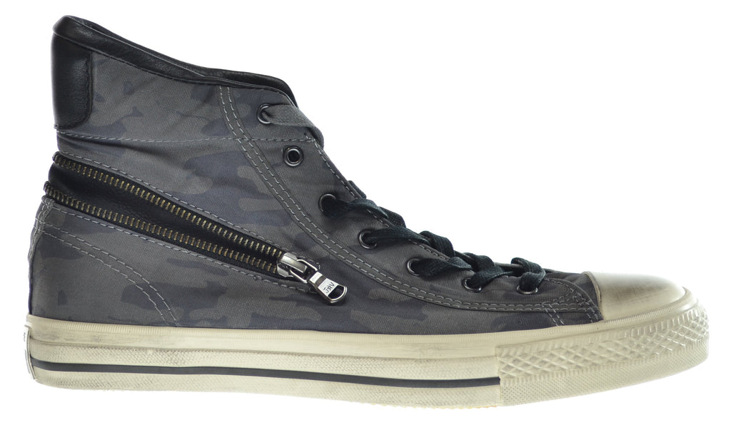 Converse Chuck Taylor Zip High OX Men's Shoes Charcoal