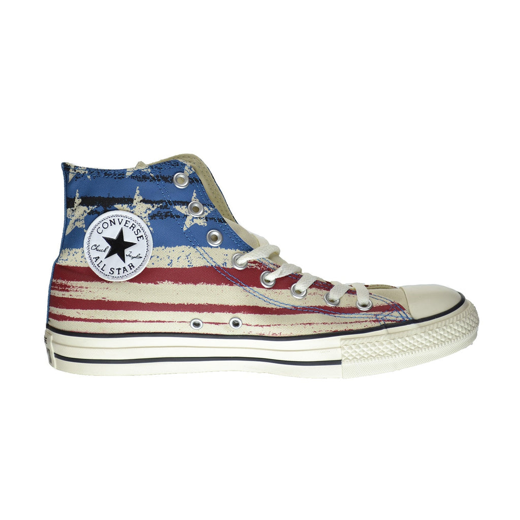 Converse Chuck Taylor All Star High Men's Shoes Chili Paste/Blue/White