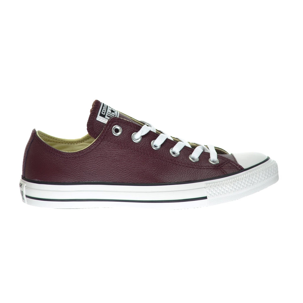 Converse Chuck Taylor All Star OX Men's Shoes Deep Bordeau/White