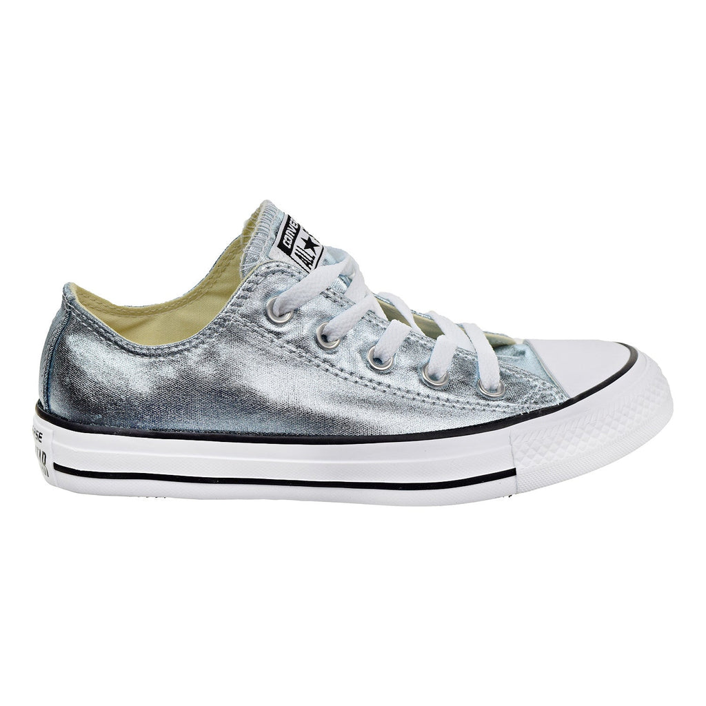 Converse Chuck Taylor All Star Unisex Casual Shoes Metallic Blue