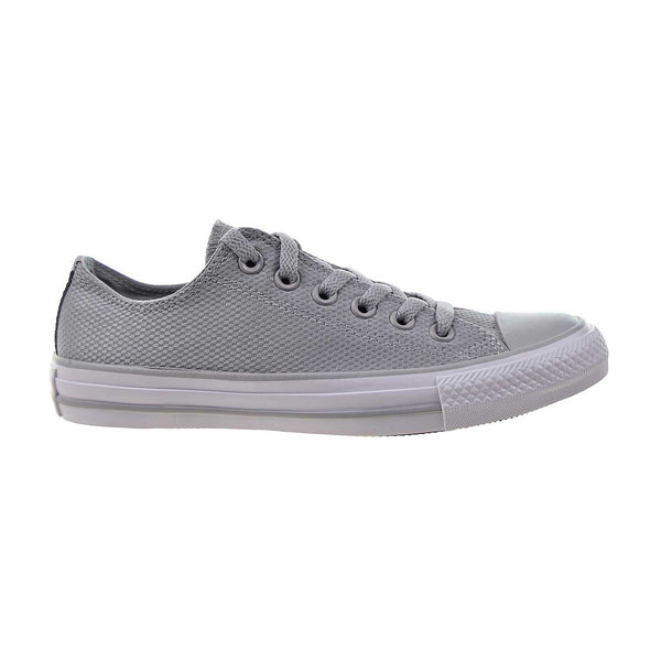 Converse Chuck Taylor All-star Ox Big Kids' Shoes Ash Grey-White-Brown