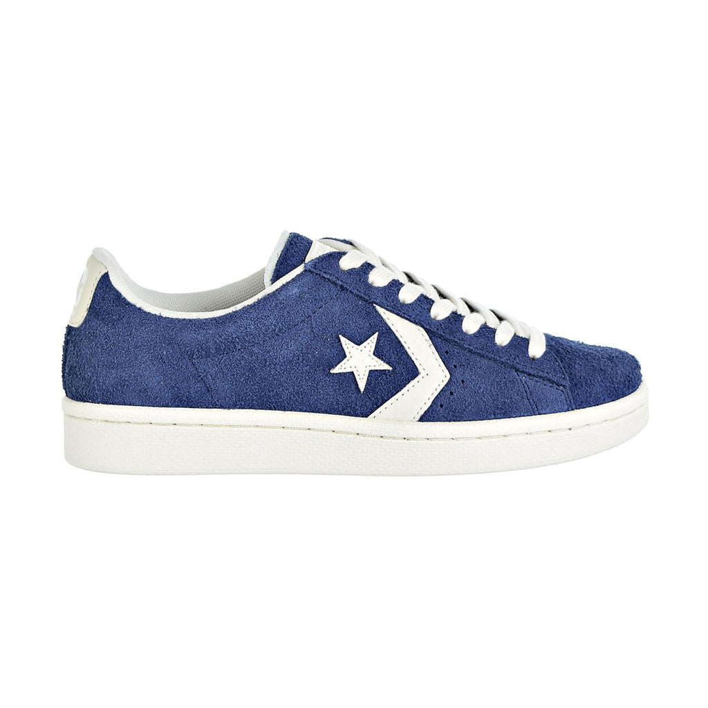 Converse Pro Leather Ox Men's Shoes Midnight Navy/Egret