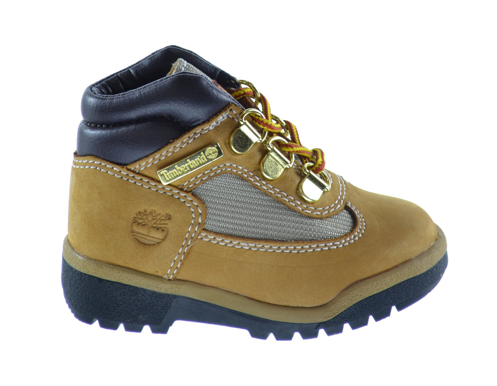 Timberland Baby Toddlers Field Boots Wheat