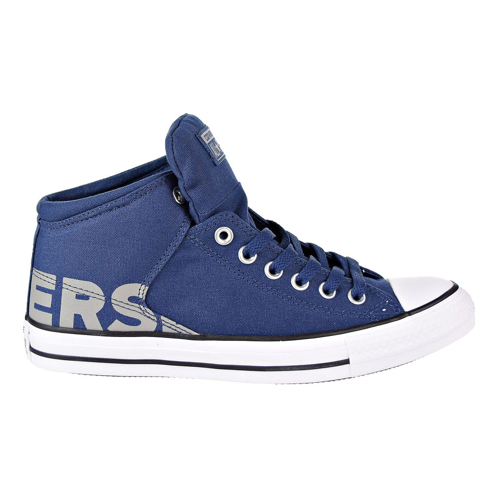 Converse Chuck Taylor All Star High Street HI Unisex Shoes Navy/White/Dolphin