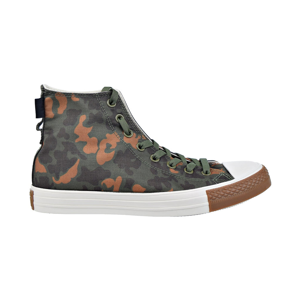 Converse Chuck Taylor All Star High Top Mens Shoes Field Surplus/Egret