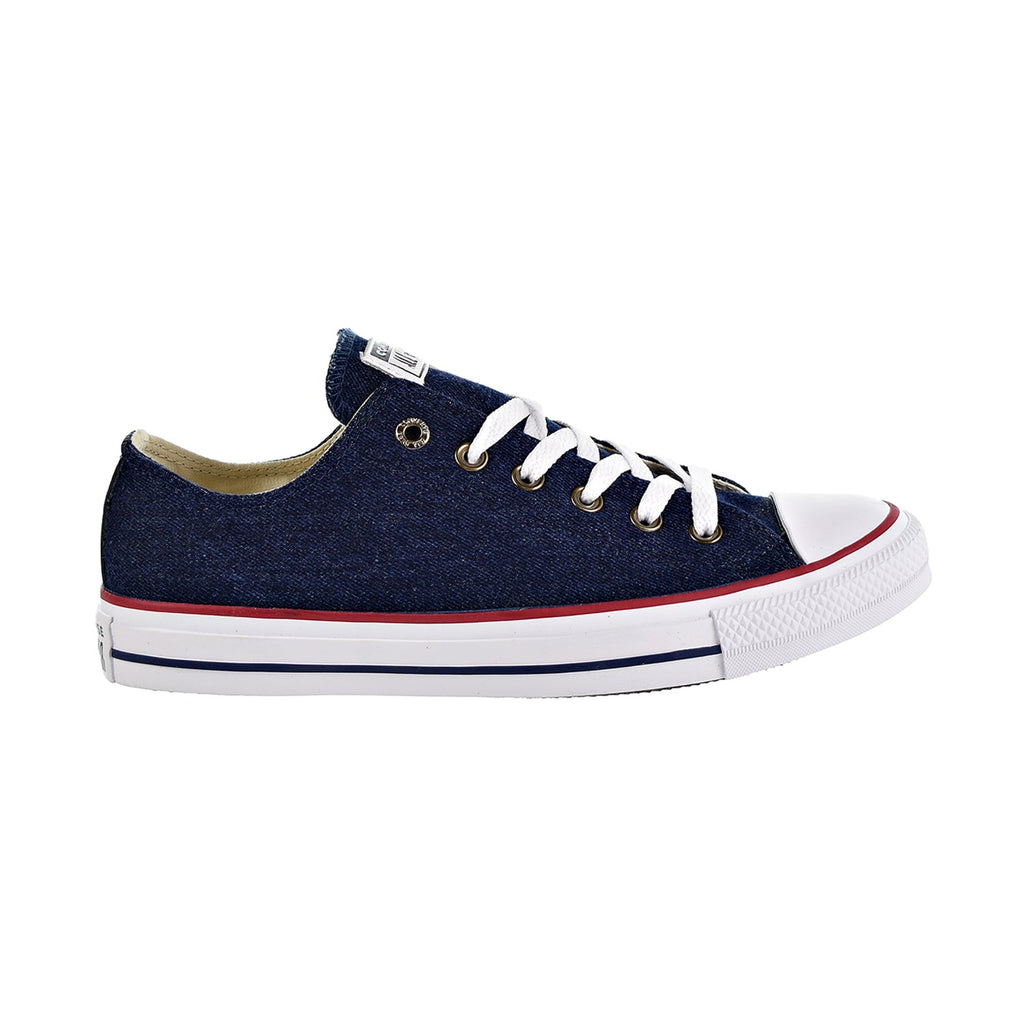 Converse Chuck Taylor All Star Ox Unisex Shoes Dark Blue/Natural Ivory/White