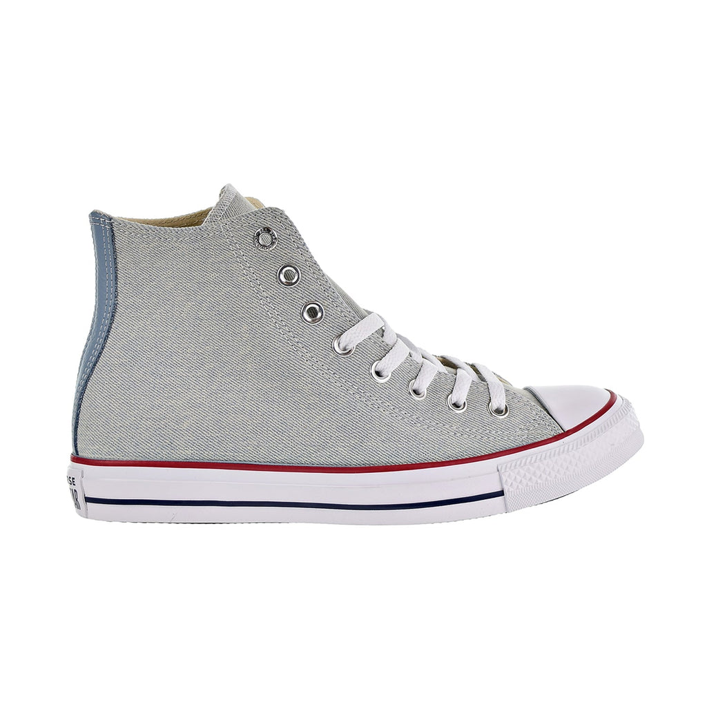 Converse Chuck Taylor All Star Hi Unisex Shoes Light Blue/White/Brown