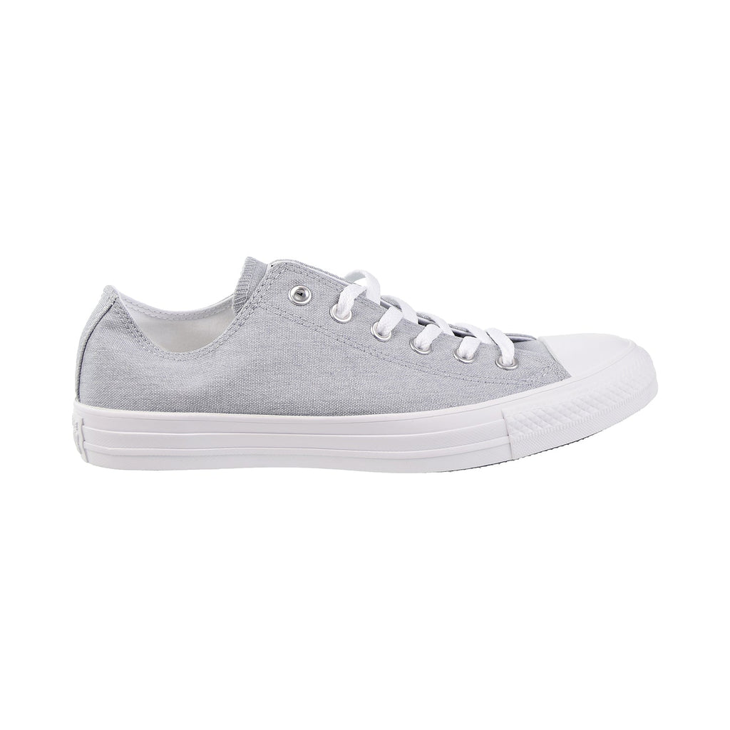 Converse Chuck Taylor All Star OX Mens Shoes Wolf Grey/White