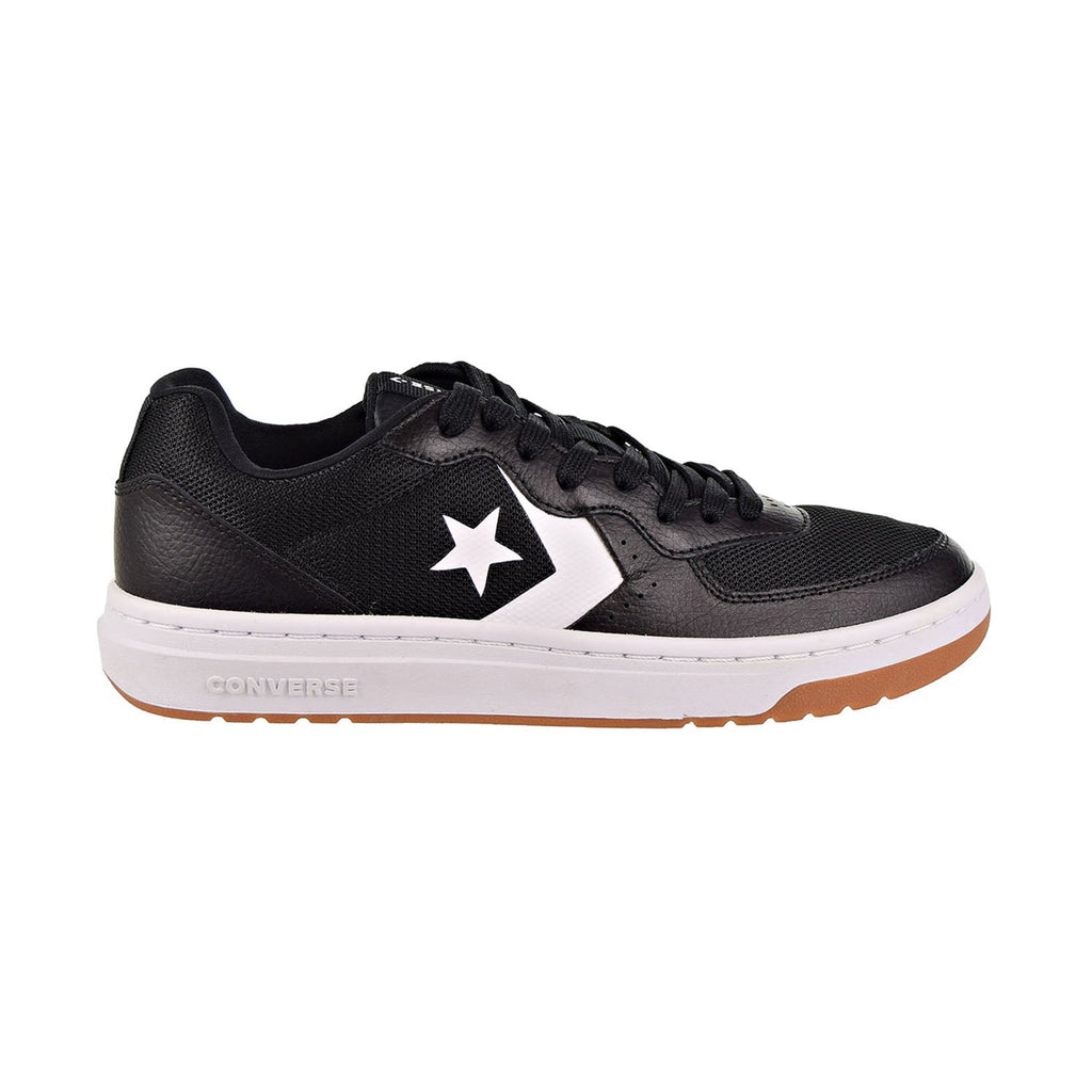Converse Rival Ox Big Kid/Men's Shoes Black/White/Gum