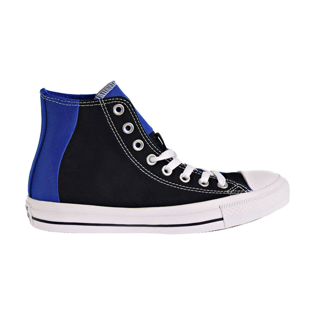 Converse Chuck Taylor All Star Hi Unisex Shoes Black/Blue/White