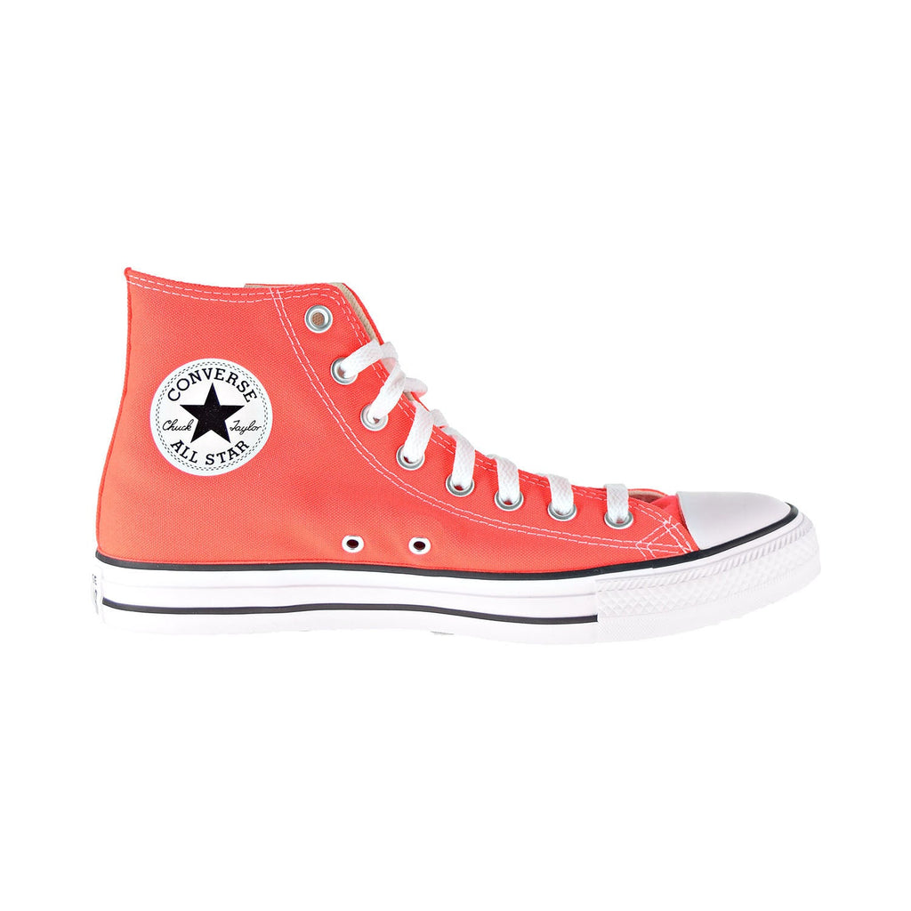 Converse Chuck Taylor All Star Hi Men's Shoes Bright Crimson