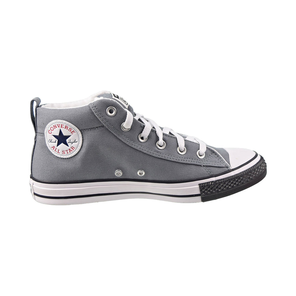 Converse Chuck Taylor All Star Street Mid Men's Shoes Cool Grey-White-Black