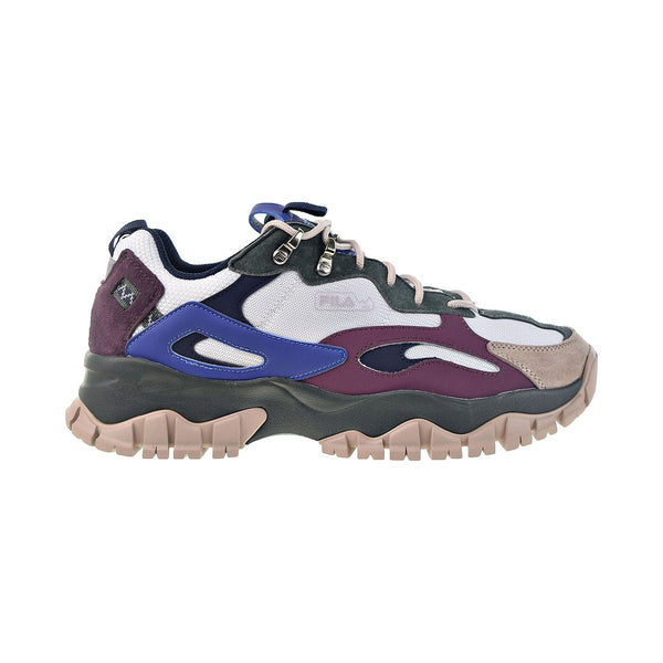 Fila Ray Tracer TR 2 Men's Shoes White-Ybnc-Prun