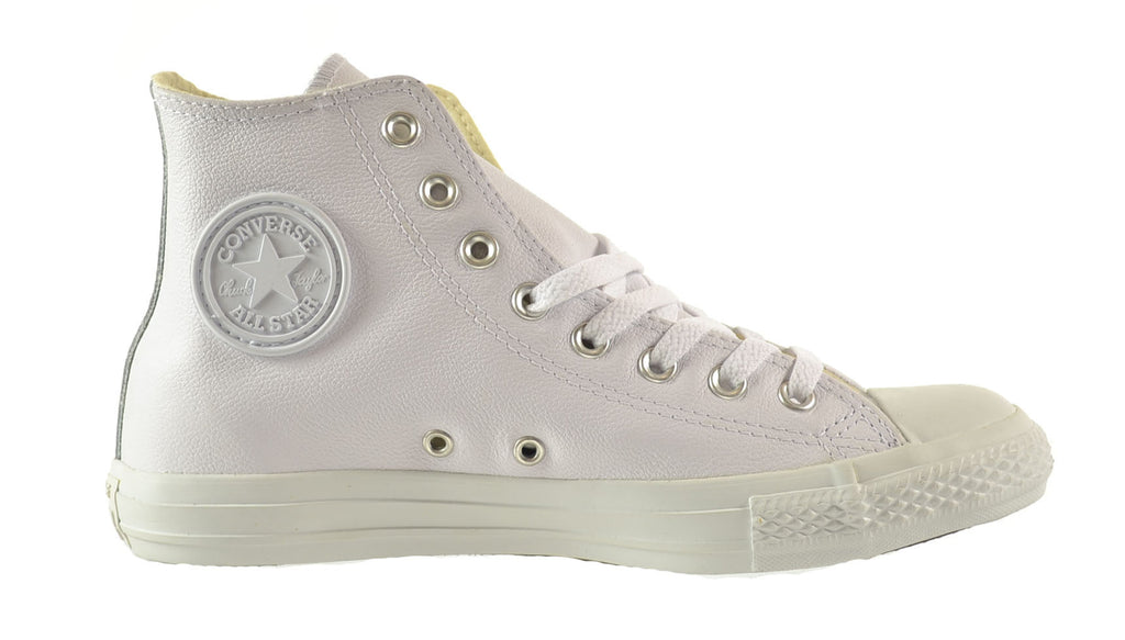Converse Chuck Taylor A/S Leather High Unisex Shoes White
