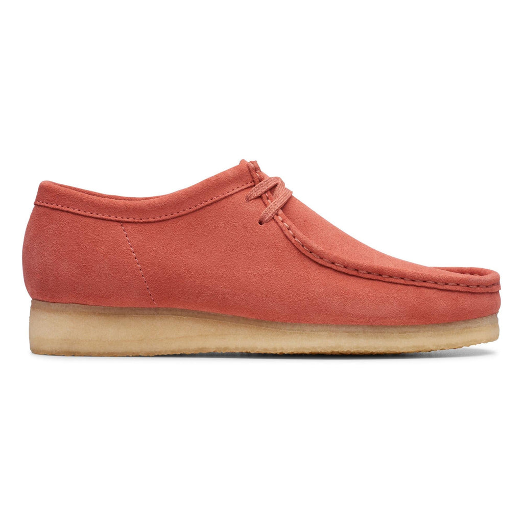 Clarks Wallabee Mens Shoes Clay