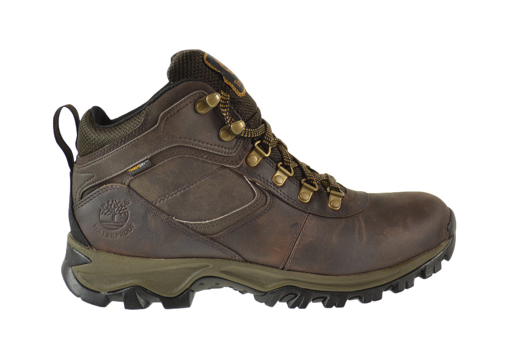 Timberland Earthkeepers Mt Maddsen Leather Waterproof Men's Boots Brown
