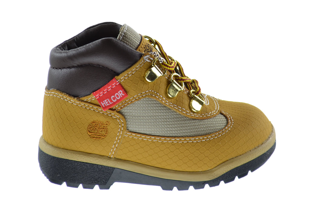 Timberland Baby Toddlers Helcor Field Boots Wheat