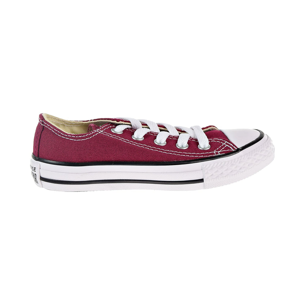 Converse Chuck Taylor All Star Ox Little Kid's Shoes Maroon