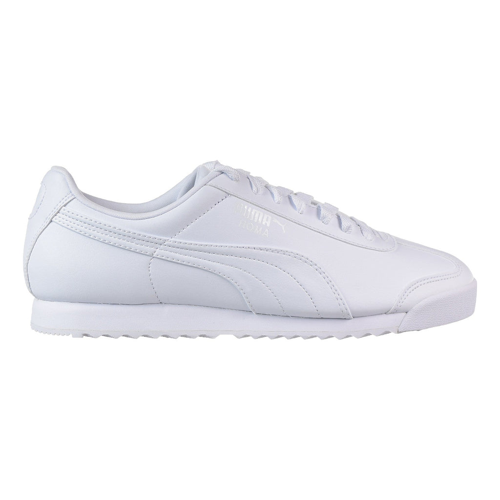Puma Roma Basic Men's Shoes Puma White/Light Grey