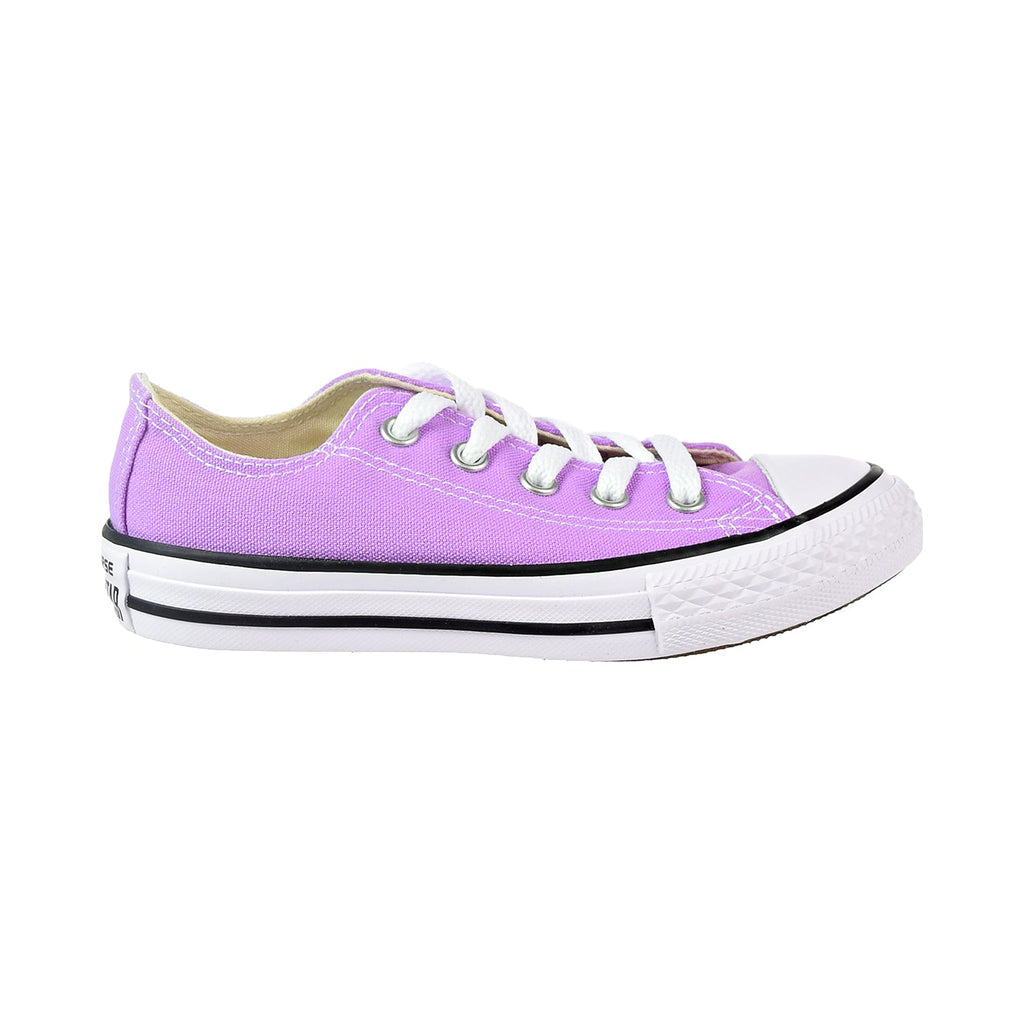 Converse Chuck Taylor All Star OX Little Kids' Shoes Fuchsia Glow