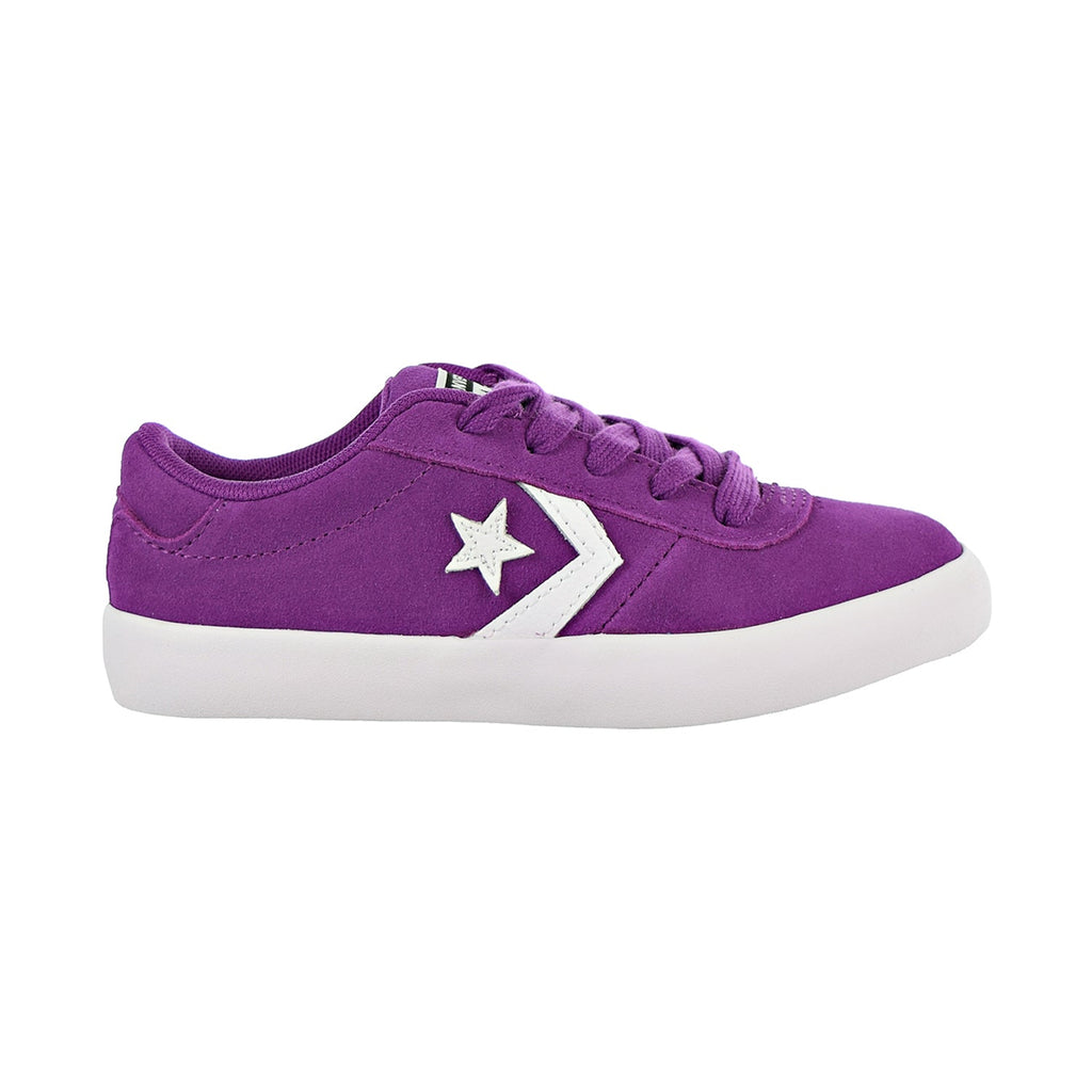 Converse Point Star Ox Preschool Shoes Icon Violet/icon Violet/White