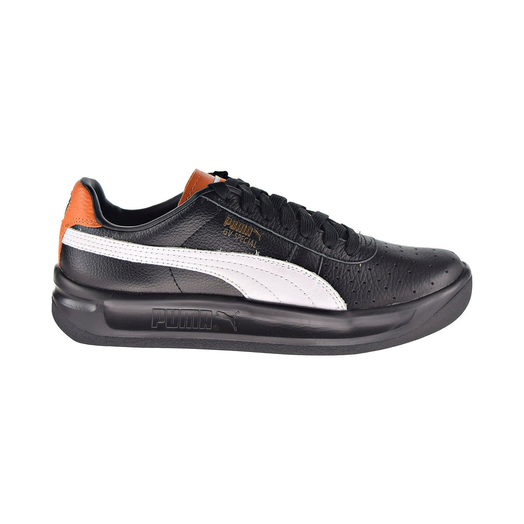 Puma GV Special + Men's Shoes Black-White-Jaffa Orange