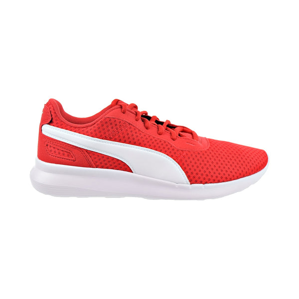 Puma  ST Activate Mens Shoes High Risk Red/Puma White