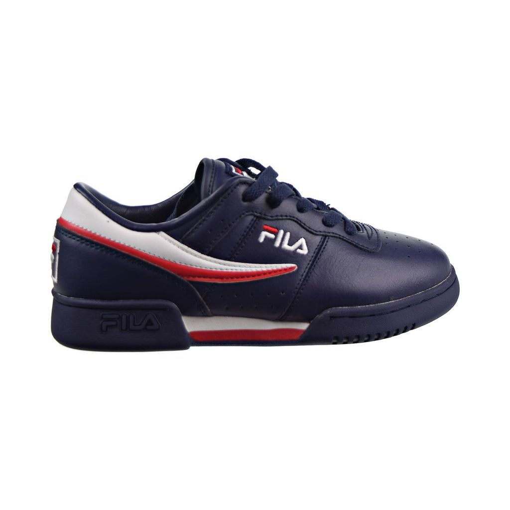 Fila Original Fitness Big/Little Kids' Shoes Navy/White/Red