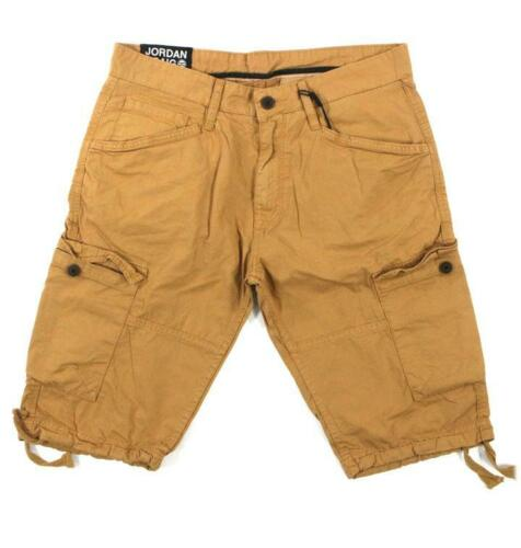 Jordan Craig Basic Cargo Shorts Wheat