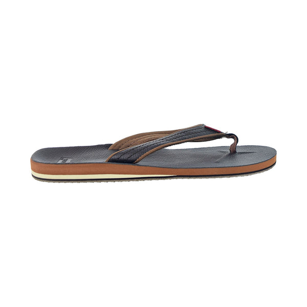 Levis Kyle J Men's Sandal Dark Brown-Brown