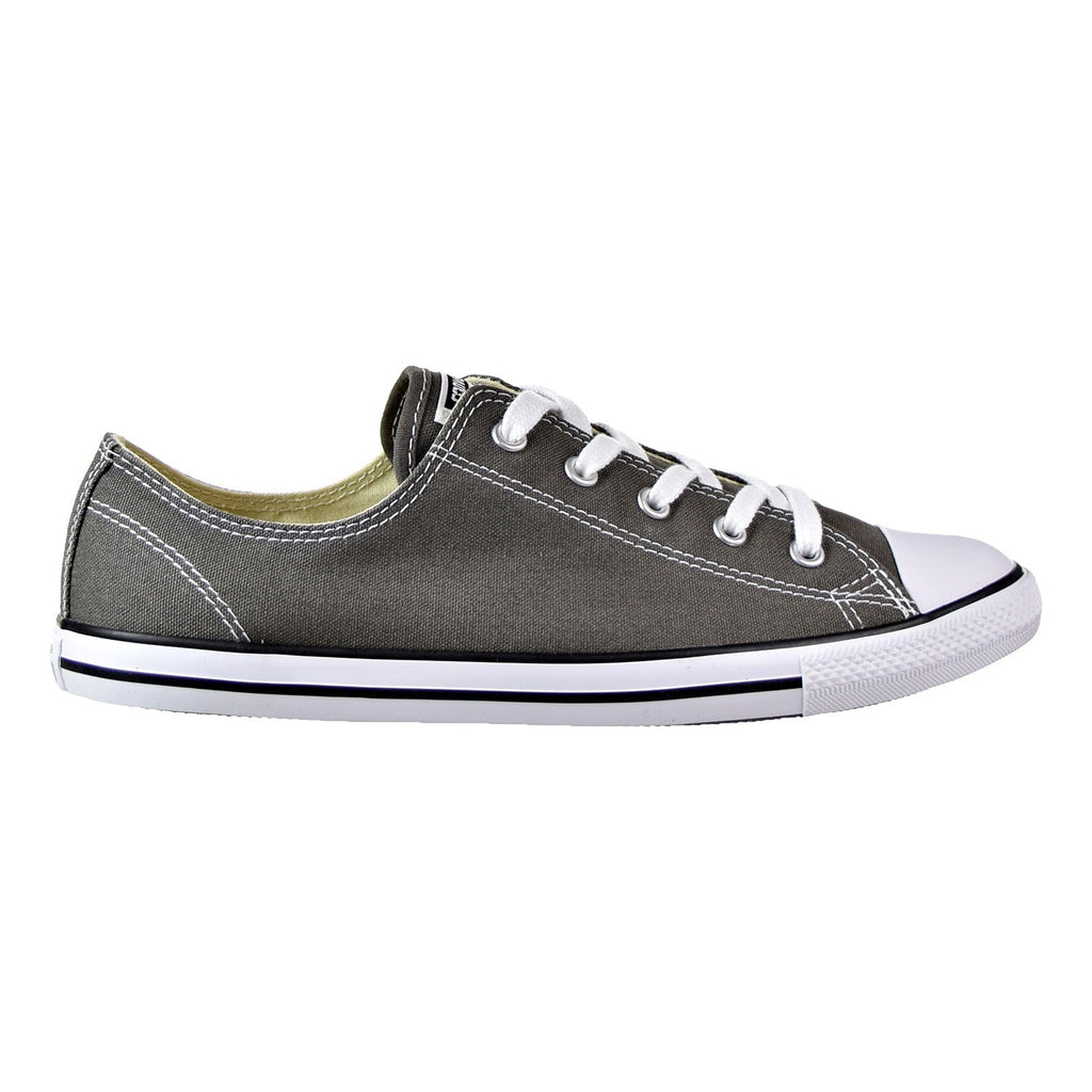 Converse Chuck Taylor All Star Dainty Ox Women's Shoes Charcoal