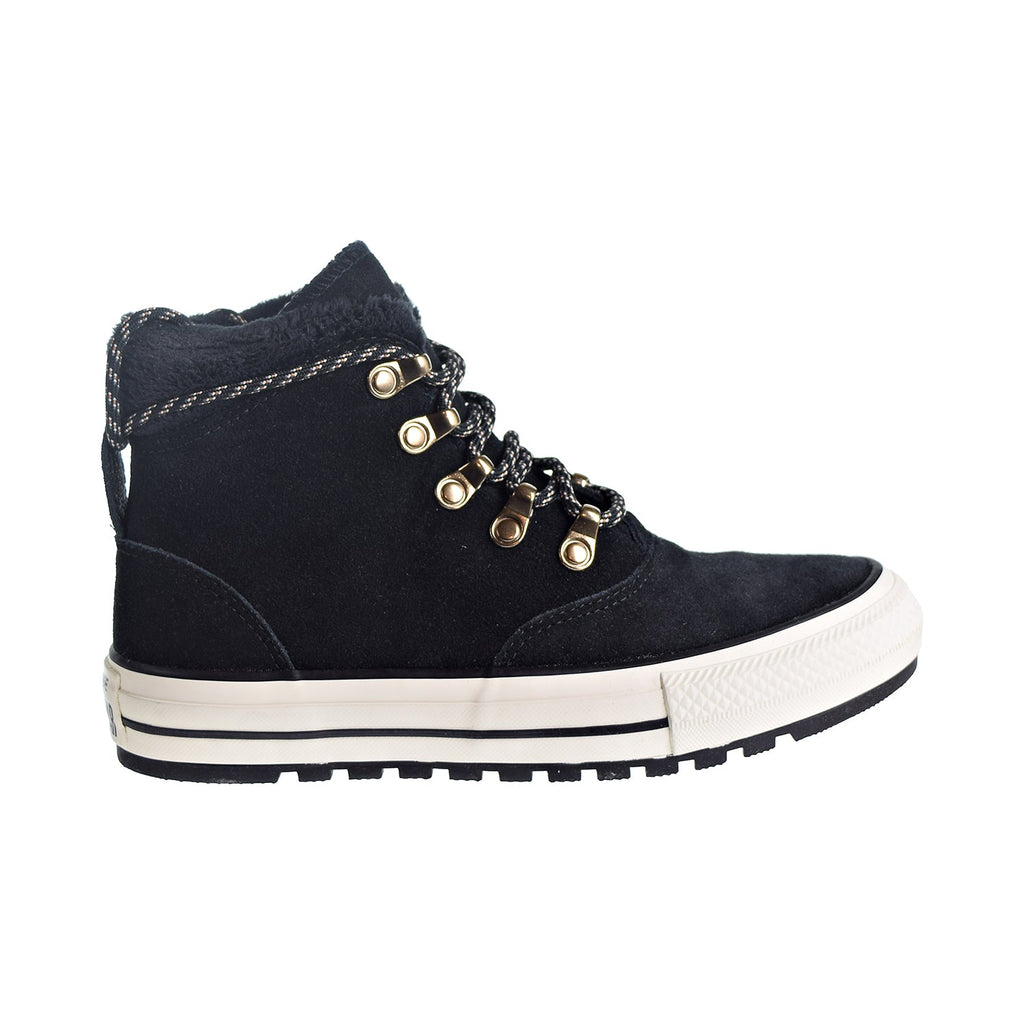 Converse Chuck Taylor All Stars Ember Boot Hi Women's Shoes Black/Egret