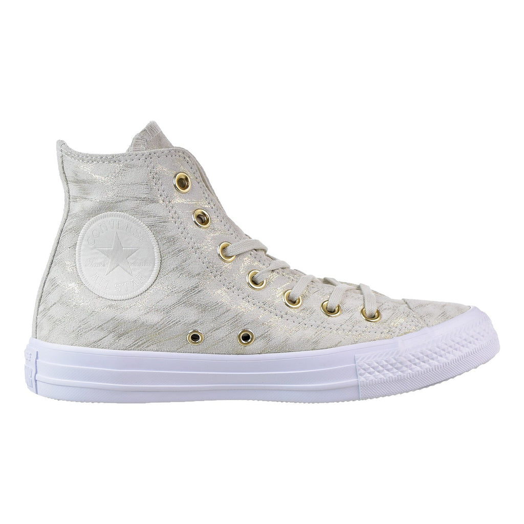 Converse Chuck Taylor All Star Hi Women's Shoes Buff/Buff/White