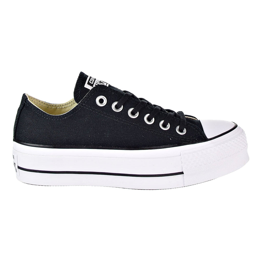 Converse Chuck Taylor All Star Lift Ox Women's Shoes Black/White