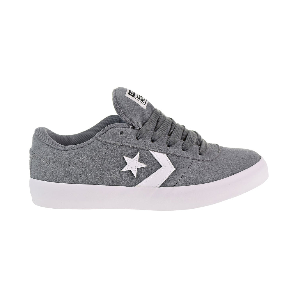 Converse Point Star Ox Women's Shoes Cool Grey/White