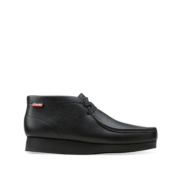 Clarks Stinson Men's Shoes Black