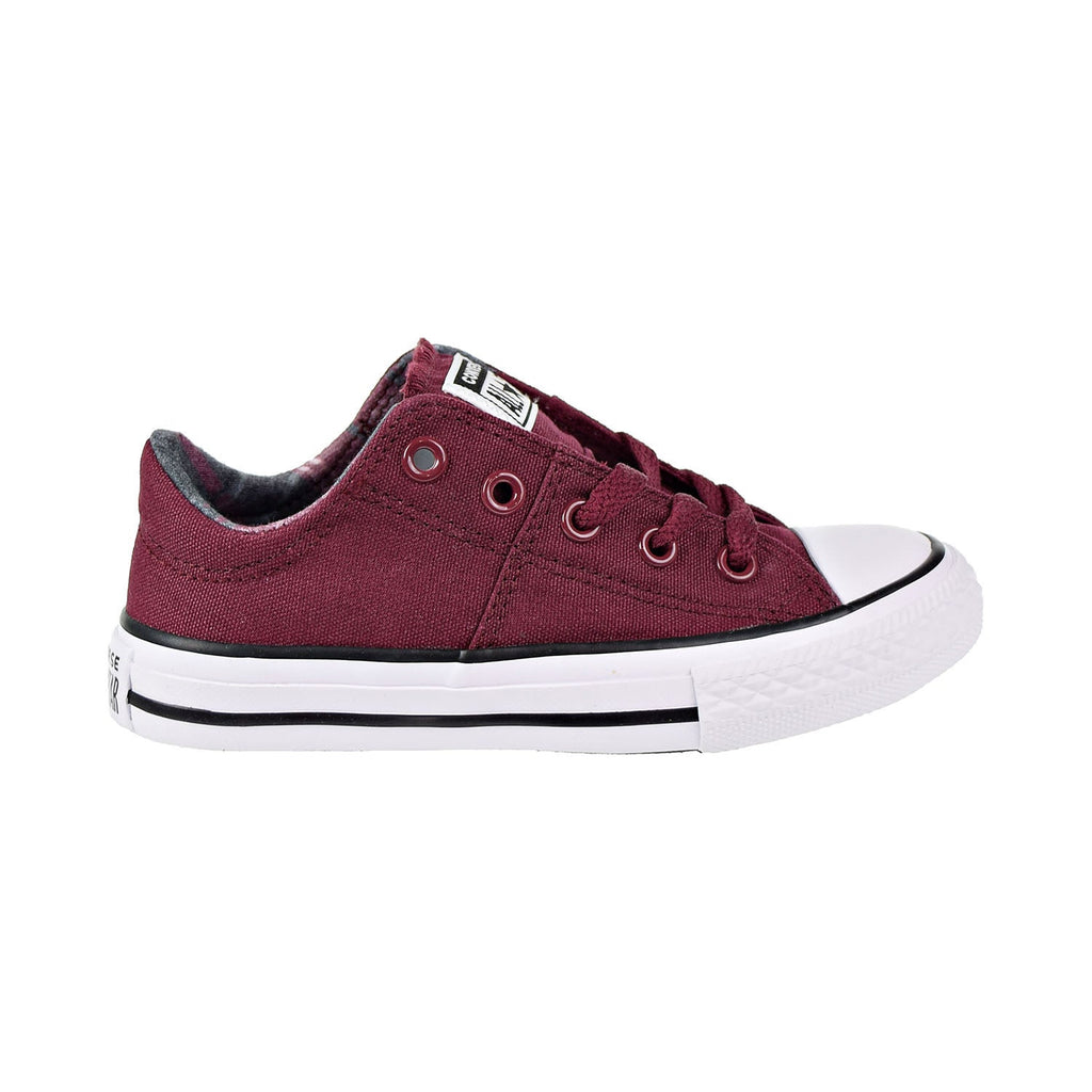 Converse Chuck Taylor All Star Madison Ox Kids Shoes Burgundy