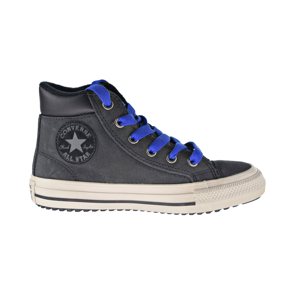 Converse Chuck Taylor All Star PC Boot Hi Kids' Shoes Almost Black-Blue
