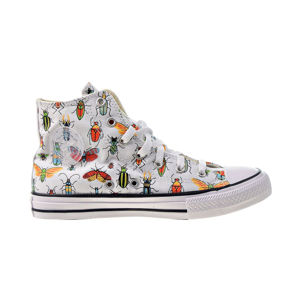 Converse Chuck Taylor All Star Hi Kids' Shoes White-Natural Ivory