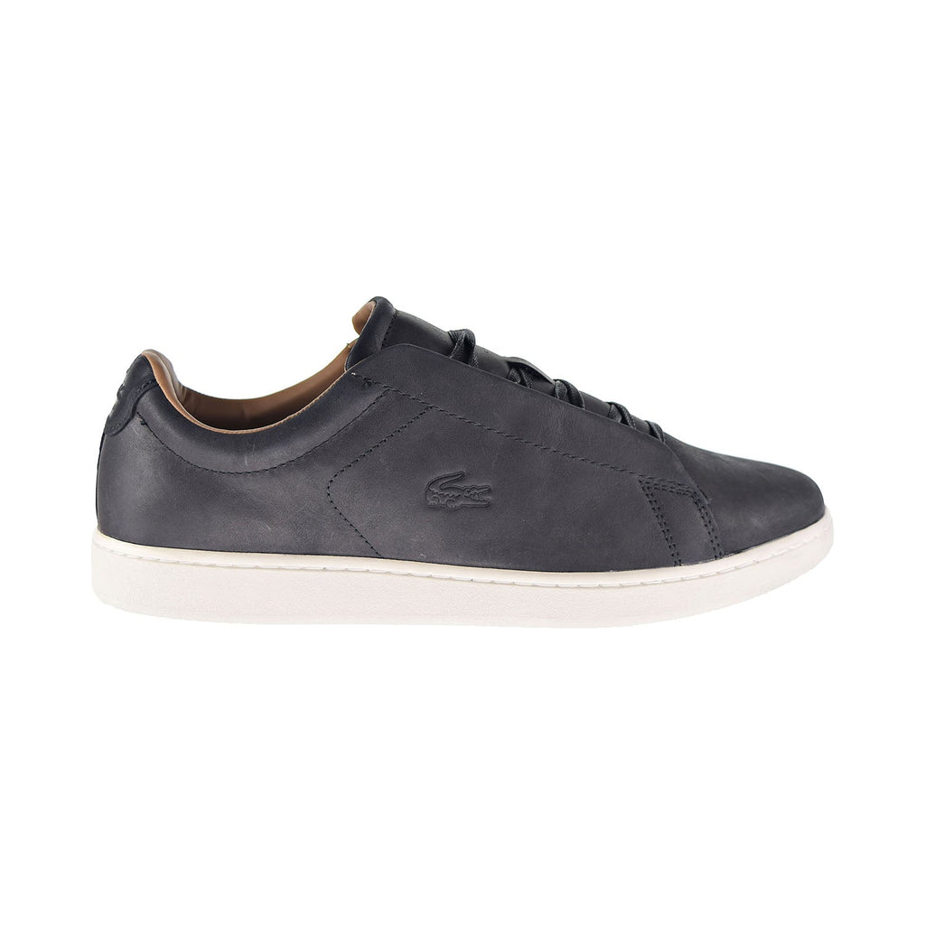 Lacoste Carnaby Evo Easy 319 1 SMA Men's Shoes Black/Off White