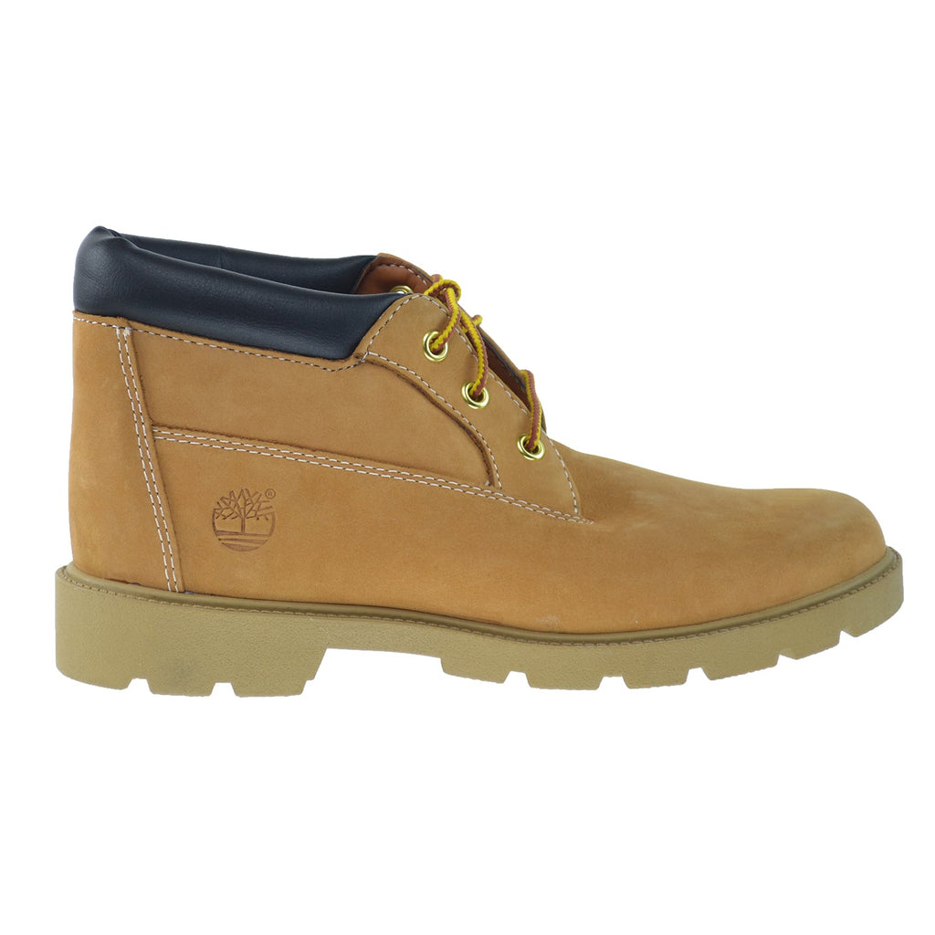 Timberland 3 Eye Chukka Big Kids' Shoes Wheat